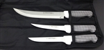 Dexter 3 Pc. Knife Combo with Case