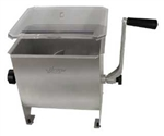 20lb Stainless Steel Meat Mixer