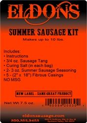 Summer Sausage Kit