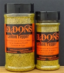 Lemon Pepper Seasoning