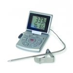 CDN Digital Thermometer and Timer w/ Replacable Probe