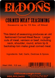 Eldon's Corned Meat Kit
