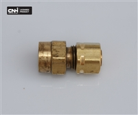 Brass Oil Gauge Fitting