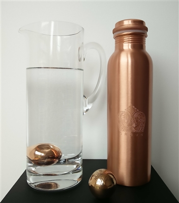 Copper-Bottle-and-Ball