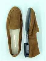 Solid Leather Moccasins
