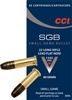 CCI SGB 22LR 50 RND BOX 1235 FPS 0058 (SAME VELOCITY AND TRAJECTORY AS MINI-MAG)