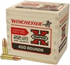WINCHESTER 22LR CP HP 36GR 400 ROUND WOOD BOX LIMITED EDITION