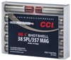 CCI BIG 4 38SPL / 357 SHOT SHELL #4 SHOT 10 RND BOX 81 GR