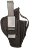 BLACKHAWK AMBIDEXTRIOUS NYLON HOLSTER W/MAG POUCH FITS 4 1/2-5'' BRL LARGE AUTOS