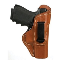 BLACKHAWK LEATHER INSIDE THE PANT W/CLIP GLOCK