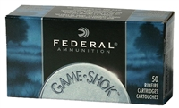 FEDERAL 22 LR 40 GR COPPER-PLATED SOLID 500 RND BOX