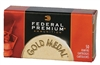 FEDERAL 22LR GOLD MEDAL 40gr Solid HV MATCH 500RNDS *NO LIMITS* * CYBER MONDAY