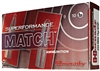 HORNADY 223 REM SUPERFORMANCE MATCH 20 RND 75GR BTHP