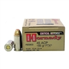 HORNADY CRITICAL DEFENSE 45 AUTO 185 GR STX 20 RND BOX