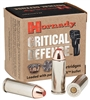 HORNADY CRITICAL DEFENSE 45 LC FTX 185GR 20 RND BOX
