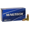 Magtech 9mm Luger 115 gr Brass JHP 50 Rounds *NO LIMIT*