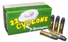 Remington 22lr 36 GR 22 CYCLONE HOLLOW POINT 50 RND BOX *NO LIMIT*