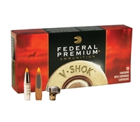Federal 270 WSM 140 Gr Tophy Bonded tip 20 Rnd Box