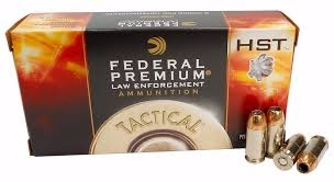 FEDERAL  45ACP HST  230 GR HP 50 RND BOX