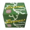 REMINGTON THUNDERBOLT 22LR 500 RND BRICK *NO LIMITS*