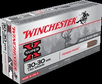 WINCHESTER 30-30 150 GR POWER POINT 20 RND BOX