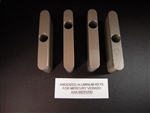 Vibra-Stop anodized key set for Mercury Verado - Model MERVRD