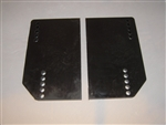 Vibra-Stop outboard motor backing pad (pair) - Model VRD-BP