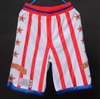 GLOBETROTTERS SHORTS