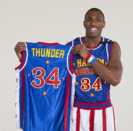 THUNDER REPLICA JERSEY #34