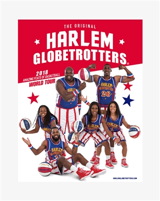2018 HARLEM GLOBETROTTERS PROGRAM