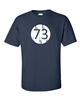 Big Bang Theory 73 Men's T-Shirt  (845)