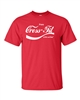 Enjoy Crossfit It's the Real Deal Men's T-Shirt (822)