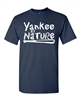 Yankee By Nature Men's T-Shirt (1358)