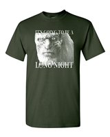 It's Going to be a Long Night-Game of Thrones White Walkers Men's T-Shirt (1366)