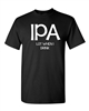 I Pee Alot (IPA) When I Drink Beer Men's T-Shirt (1410)