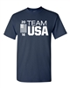 2016 Team USA Olympics Men's T-Shirt (1469)