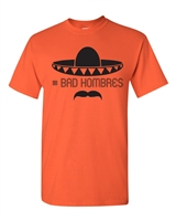 #Bad Hombres Donald Trump Debate Men's T-Shirt (1518)