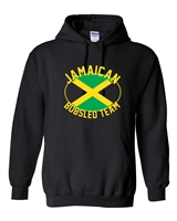Jamaican Bobsled Team 30th Anniversary Unisex Hoodie (1713)