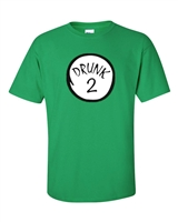 Round Drunk 2 Men's T-Shirt (89)