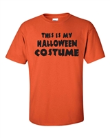 This Is My Halloween Costume Men's T-Shirt (496)