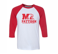 Milford Pattison Raglan 3/4 Sleeve T-Shirt
