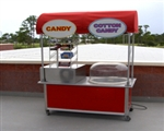 "Cotton Candy Cart - 60 "" x 30 """