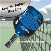 Pickleball Paddle 30P-XL Epic Graphite Blue Note