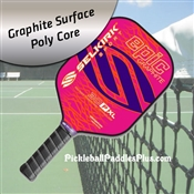 Pickleball Paddle 30P-XL Epic Graphite Indigo Rose