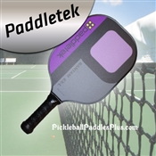 Bantam EX-L Polymer Composite Paddle-PURPLE