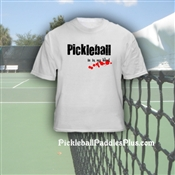 "Pickleball T-Shirt ""In My Blood"""
