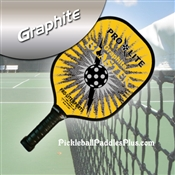 Black on Yellow Blaster Paddle