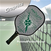 Green on Grey Blaster Paddle