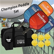 Champion Pickleball Paddle Set of 4