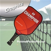 Fire Red Champion Paddle